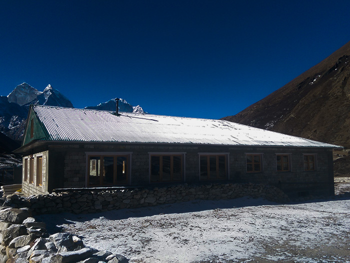 Edelweiss Pheriche Lodge
